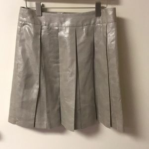NWT (top) and skirt (NWOT) from Banana Republic.